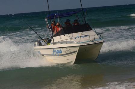 Mozambique Pomene Fishing Image