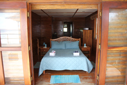 Mozambiaue Pomene Self-Catering Accommodation Image
